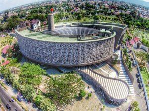 Museum Tsunami Aceh-Rumoh Aceh